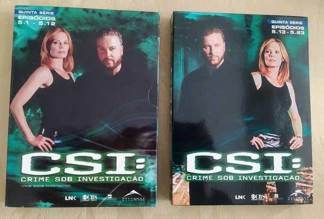 CSI - Temporada 5