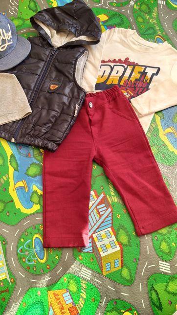 Одяг хлопчику 6-9міс