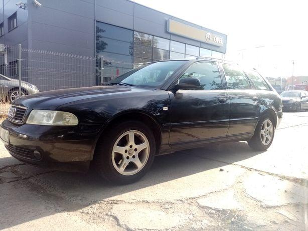 Audi A4B5, 1.8 125KM, lifting, alufelga, klimatronik, dlugie oplaty!!