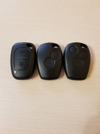 Корпус ключа/обводок/кожух/Opel/Renault