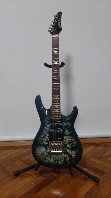 Samick Artist Series KR660 1997 made in KOREA!Ibanez Fender B.C.Rich D