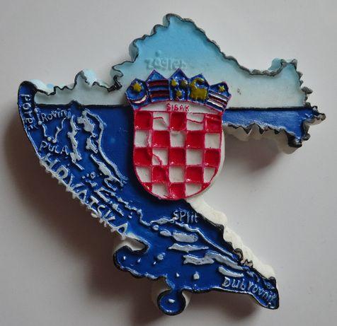 magnes na lodówkę Chorwacja Sisak