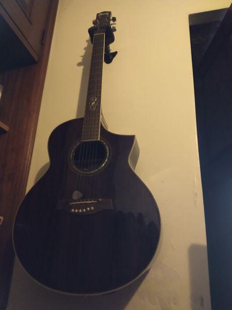 Guitarra acústica Ibanez EW20WNE