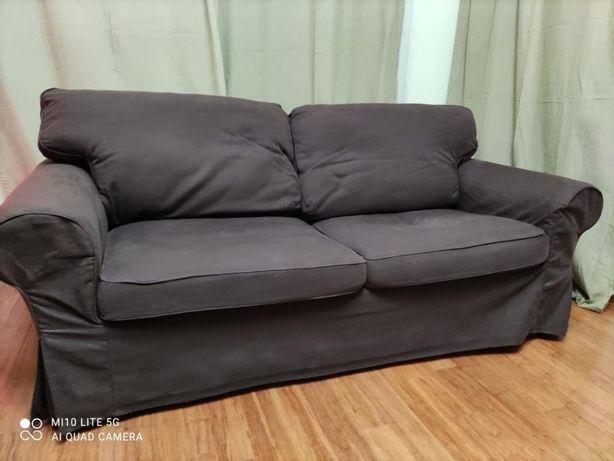 Sofa 2-osobowa, rozkładana, IKEA