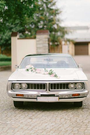Auto Samochód do Ślubu. Chrysler 6 osobowy.Niskie Ceny