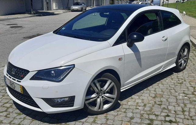 Seat Ibiza Cupra 1.8 TSi 192cv