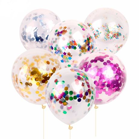 Конфетти, метафан, блестки для прозрачных шаров(декор, фотозона)
