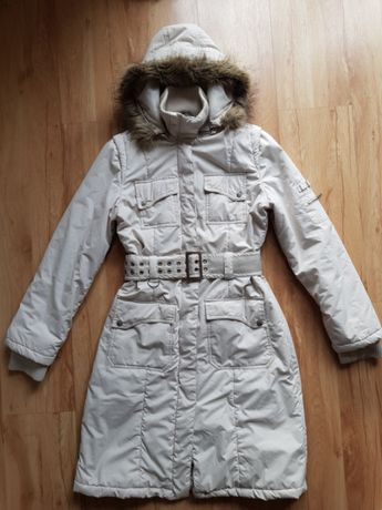 Płaszcz zimowy, CARRY, rozm.M, IDEAŁ