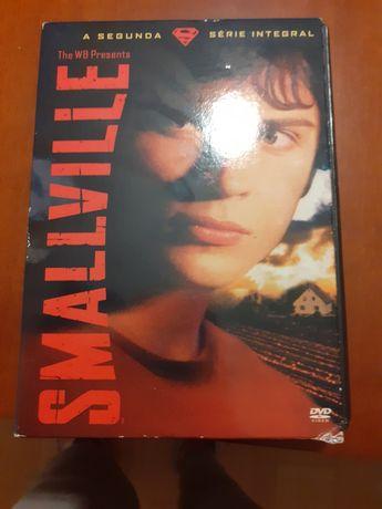 Smallville  - segunda temporada