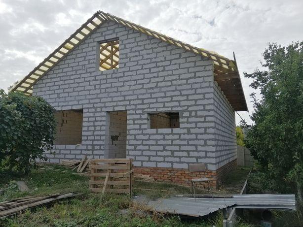 продам Реальную готовую Коробку под дом верх Петровского