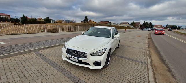 Infiniti Q50 S Hybrid Sport AWD Szwajcaria Vat 23%