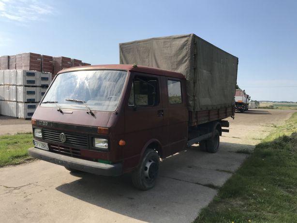 Volkswagen Lt 55 doka brygadówka FAKTURA VAT