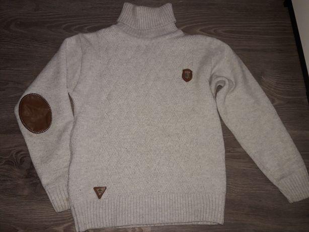 Детский тёплый свитер