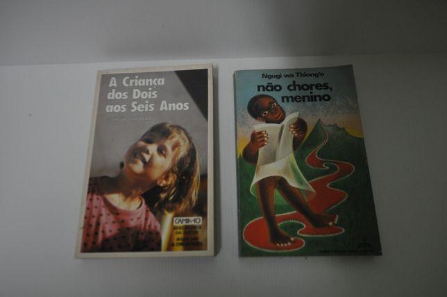 Livros sobre Crianças