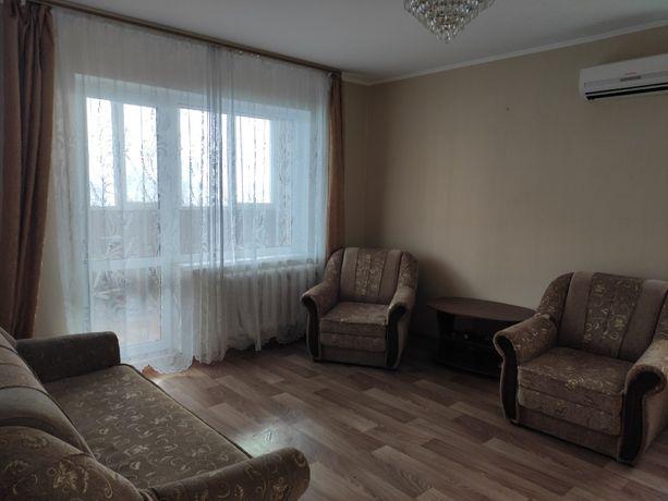 Продам 2-х комнатную квартиру с ремонтом и 3 балконами