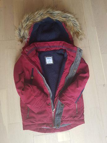 MAYORAL zimowa kurtka 110cm