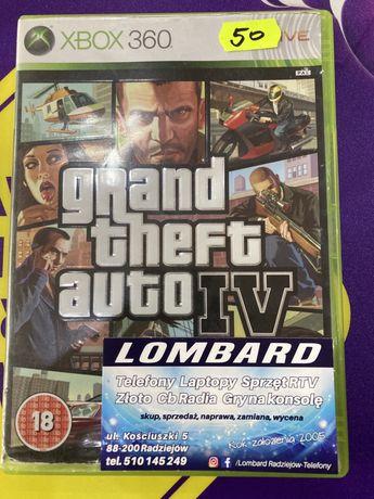 GRA / GTA IV / XBOX 360 / Lombard