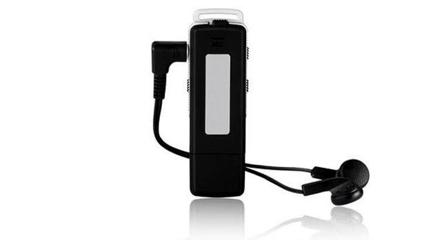 Dyktafon pendrive 4GB podsłuch odtwarzacz MP3 280h pluskwa słuchawki