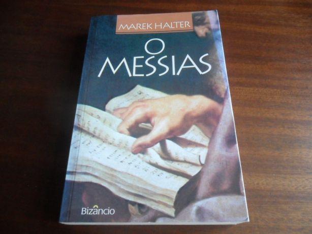 """""""O Messias"""" de Marek Halter"""