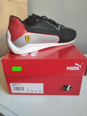 Nowe buty Puma drift cat 8 czarne