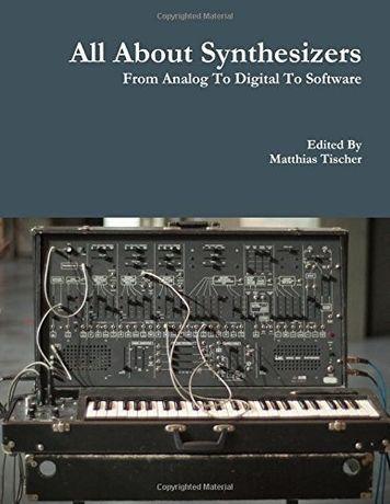 Pacote Livros Engenharia do Som, Produção Áudio, Sintetizadores
