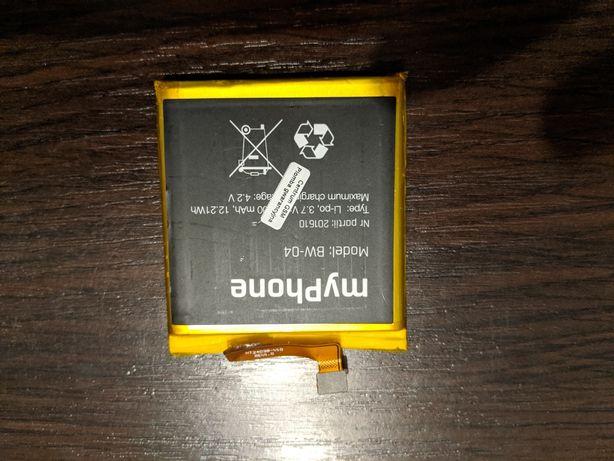Bateria myphone hammer force bw-04