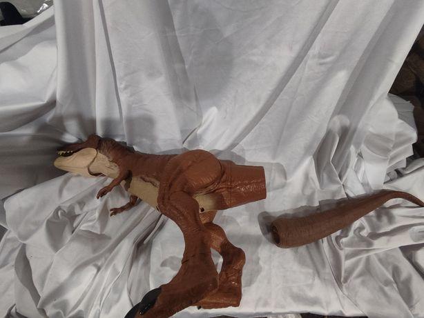 Jurassic world ogromny DINOZAUR T-REX MATTEL
