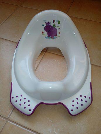 Накладка, сиденье для унитаза и подставка, стульчик