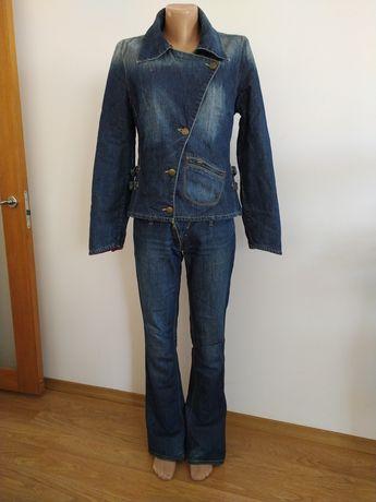 Куртка, костюм, lee. Джинс, оригінал, подарок