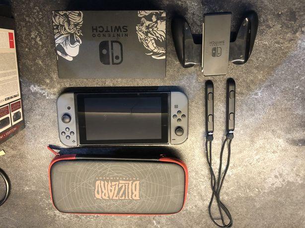 Nintendo Switch V1 Diablo Edition
