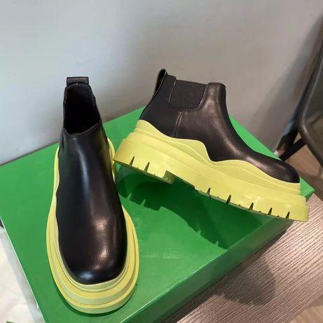 В наличии стильные ботинки челси Ботега BV tire
