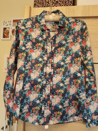 Koszula wolczanka w super cenie 85 zl w kwiaty róż.36