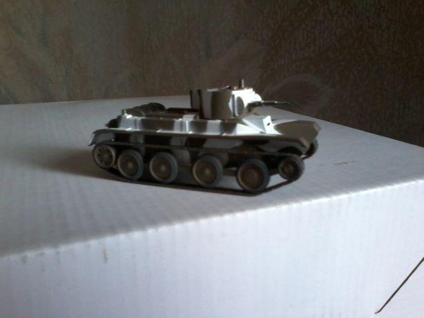 Масштабная модель БТ-5 1/72