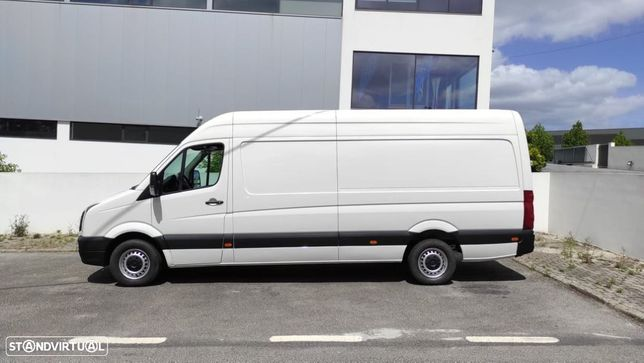 VW Crafter TDI Isotermica