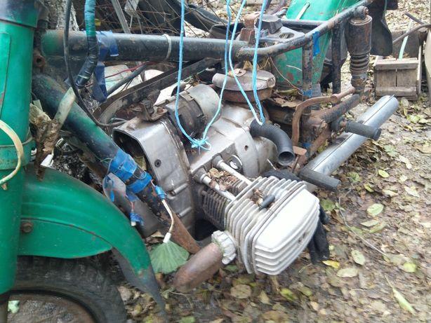 Двигатель мт в хорошем состоянии