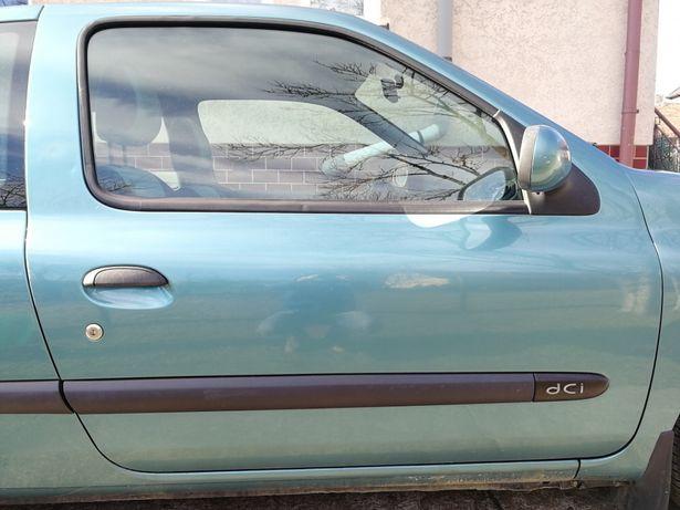 Renault Clio II lift części(drzwi prawe, reflektor, lusterka)