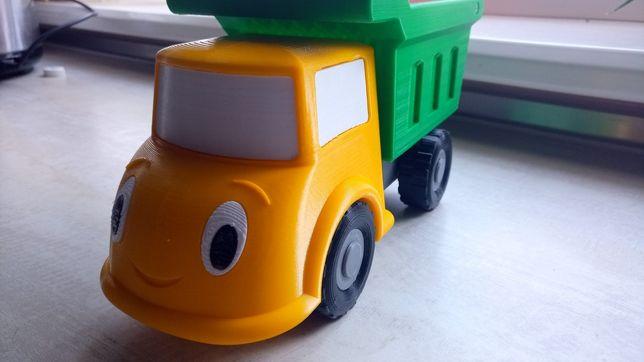 Грузовик друг Синього трактора