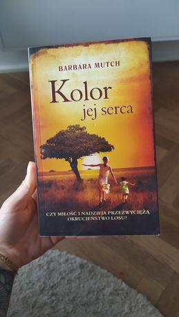 Wzruszająca powieść Kolor jej serca