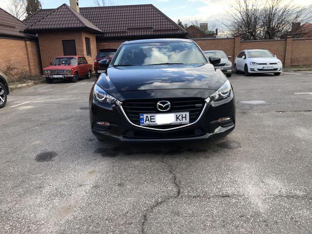 Mazda 3, 2017 год