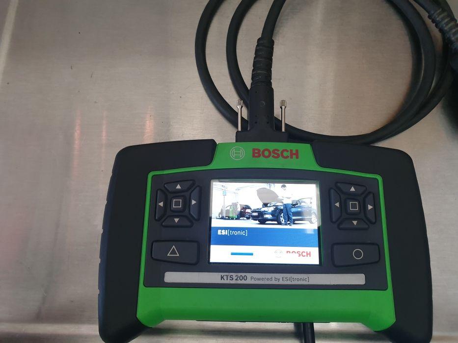 Máquina de Diagnóstico Bosch kts 200 Batalha - imagem 1