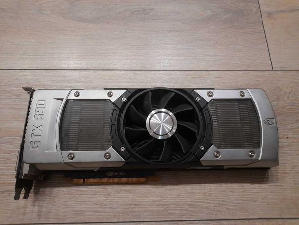 Karta graficzna Gigabyte GeForce GTX 690, 2GB