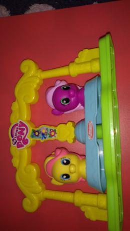 Playskool MY LITTLE PONY B4626 Hasbro huśtawka z kucykami
