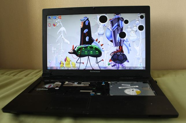 Ноутбук Lenovo IdeaPad B590