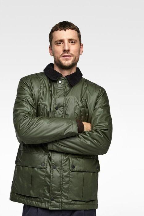 Мужская деми куртка ZARA Львов - изображение 1