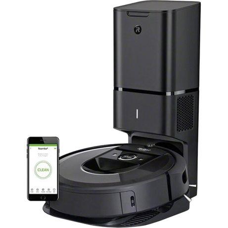 Робот-пилосос iRobot Roomba i7+ (i7558)  220v EU
