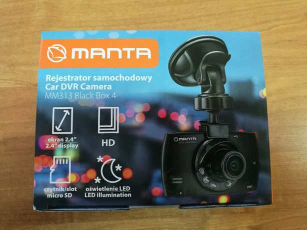 Videorerejestrator Manta