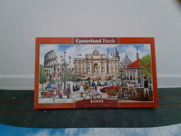 Puzzle castorland 4000 splendor of rome