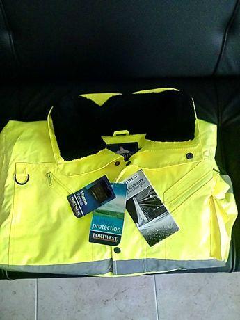 casaco bomber para trabalho novo xL