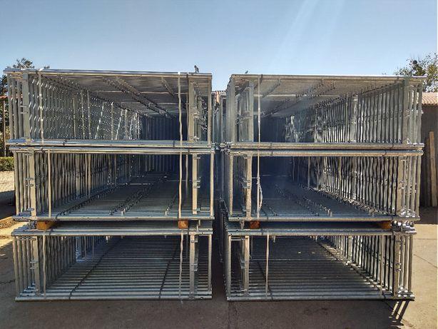 Rusztowanie fasadowe typ Plettac 96 m2 Promocja!