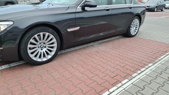 """Koła / felgi 19"""" BMW F01 F02 F03 F04 F10 F11  oryginał Nowe Opony"""